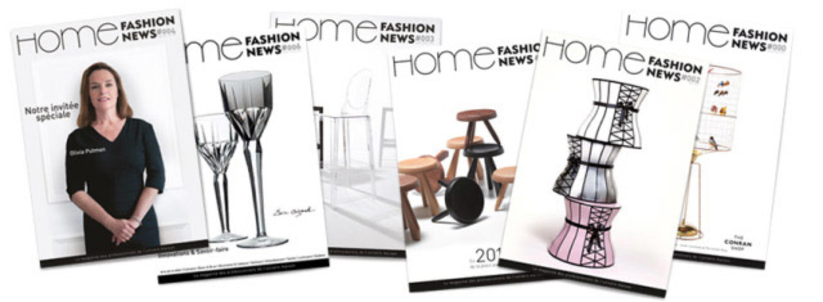 HOME FASHION NEWS - Juillet 2013