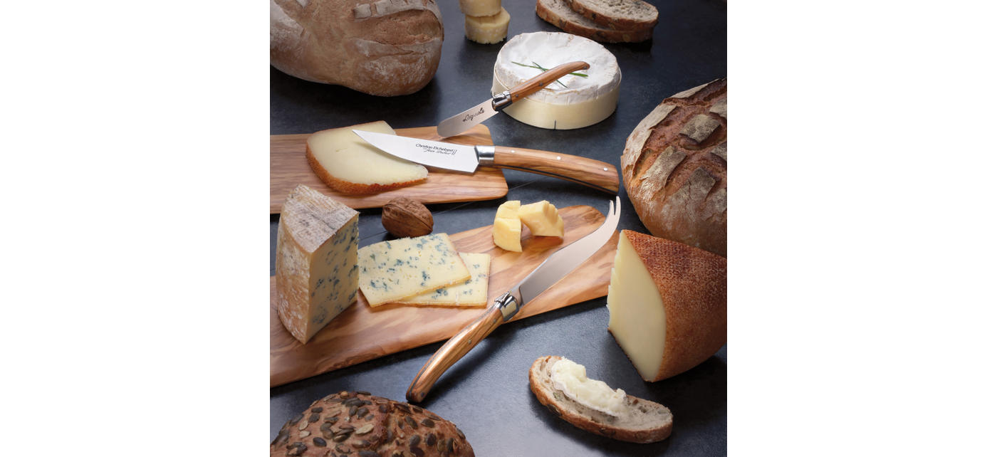 Couteau_fromage_Laguiole_Jean_Dubost_olivier_couteau_Christian_Etchebest_olivier_et_planche_OSLO