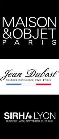 Jean_Dubost_Maison_et_Objet_et_Sirha_logos